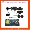 Hot Motorcycle Bluetooth Intercom,bt interphone, motorcycle bluetooth with 800m range