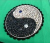 net pebble/door mat/decorative mat(5214)
