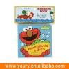 Plastic Baby Children Bath Book