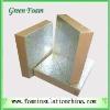Phenolic foam duct panel