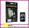 Clear mobile phone screen protector for nokia 600