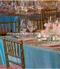 Modern chiavari chairs used for wedding