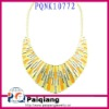 Promotional gift fashion collar necklace wholesale