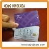 ISO 7816 CR80 PVC SLE5542 Conatct Smart card