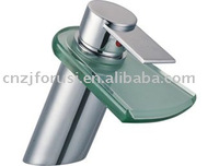 FW-A1034 glass waterful faucet/tap