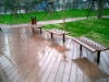 anti-slip waterproof wpc outdoor flooring board