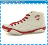 Fashion rubber canvas shoes
