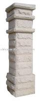 Culture Stone Column