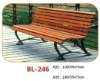 Outdoor Wooden Bench
