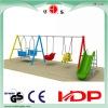 outdoor swing slide
