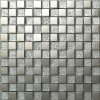 Glass and Steel material mosaic tiles(SA004-35)
