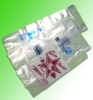 Plastic Side-sealed Bag,Flat Bag,Clear Bag