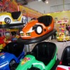 indoor bumper car shopping mall