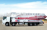 52m new concrete pump truck
