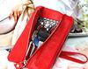 Genuine leather key holder & cards bag & phone bag & leather wallets