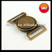 new arrival wholesale plain belt buckles