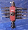 Four ram blowout preventer