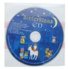 Hot custom CD duplication with Christmas songs for holiday