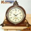 KOMWELL KZ18, Frame clock, table clock, wood clock