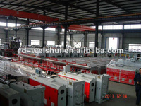 Conical Twin Screw Extruder for Plastic Direct Manufacturer Factory Price