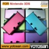 For nintendo 3ds plastic metal aluminium protective case