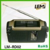 Solar Rechargeable CB Radio (good for the elderly )