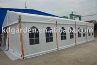Big tent for exhibition