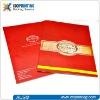 Perfect binding brochure printing