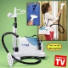 fabric steamer/garment steamer/Eisen Dampfer/ferro a vapor/clothes steam/green houselold cleaner/vapor de hierro/piroscafo di fe