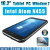 10 inch GPS Wifi OEM windows tablet pcs