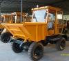 Hydraulic dumper 4x4