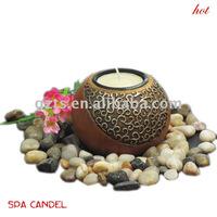 mini spa candel