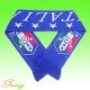Jacquard Football fan scarf