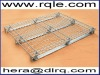 Welded wire decking