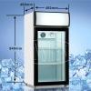 80L Refrigeration Showcase