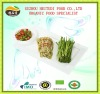 Organic Soybean Strip With Textured Soy Protein
