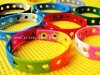 Silicone Bracelets:Fashion Gifts & Crafts