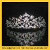 Bridal crown with full rhinestone