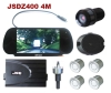 Parking Sensor with TFT Mirror and Night Vision Function