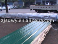 color coated galvanized corrugated steel sh