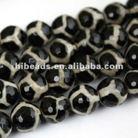 Rare natural agate beads RA0019