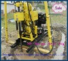 Hydraulic Control&Trailer Mounted Drilling Rig!!! HF150 Hydraulic Water Well Drill Rigs for sale
