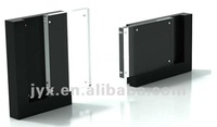 transparent acrylic photo frame with screw