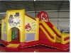BY12 hottest kids play inflatable combo game