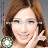 beauty eye natural green contact lenses