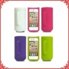 Funny Taylor Cup Silicone Stand Case for iPhone 4 4S 4G