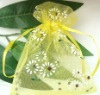 organza fabric organza gift bags