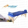 Acrofine Wooden Portable Massage Table Canny-II with 4cm foam sponge
