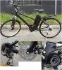 Steel Frame Electric Mountain Bike (KD-J03)