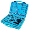 "120pcs 1/2""+1/4"" +3/8"" SOCKET WRENCH SET"